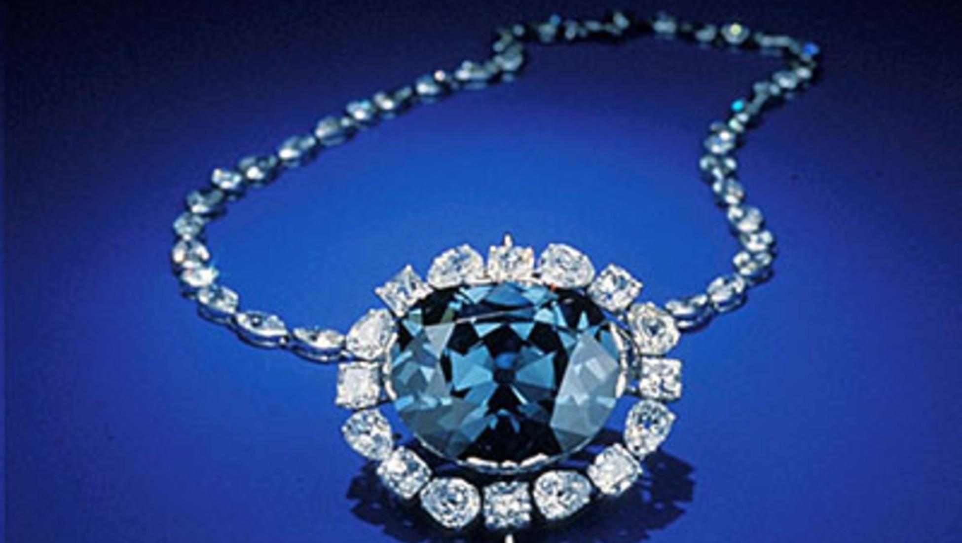 O diamante Hope - 250 milhões de euros